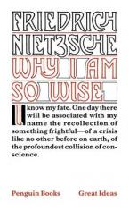 PENGUIN GREAT IDEAS : WHY I AM SO WISE Paperback A FORMAT