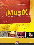 Musix - Das Kursbuch Musik, Bd.2, 7./8. Schuljahr, Schülerband