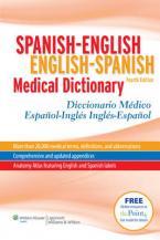 SPANISH-ENGLISH & ENGLISH-SPANISH DICTIONARY 4TH ED