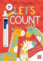 PAT-A-CAKE PLAYTIME: LET'S COUNT! Paperback