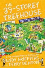 THE 39-STOREY TREEHOUSE Paperback