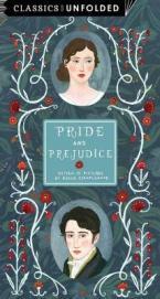 CLASSICS UNFOLDED : PRIDE AND PREJUDICE Paperback
