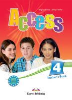 Access 4: Teacher's Book