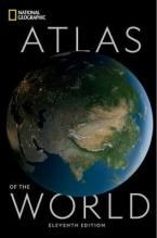 NATIONAL GEOGRAPHIC ATLAS OF THE WORLD 11TH ED