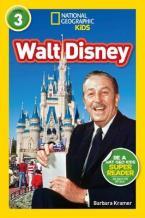 National Geographic Kids Readers: Walt Disney