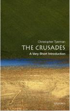 VERY SHORT INTRODUCTIONS : CRUSADES Paperback A FORMAT