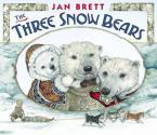 THE THREE SNOW BEARS  HC BBK