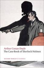 OXFORD WORLD CLASSICS: THE CASE-BOOK OF SHERLOCK HOLMES Paperback B FORMAT