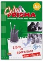 CLUB PRISMA A2 ELEMENTAL EJERCICIOS CON CLAVES