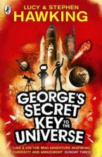 GEORGE'S SECRET KEY TO THE UNIVERSE  Paperback