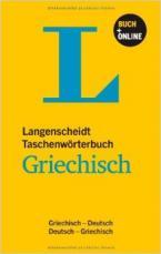 LANGENSCHEIDT TASCHENWORTERBUCH DEUTSCH-GRIECHISCH & GRIECHISCH-DEUTSCH 2013 N/E FL