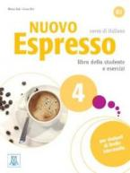 NUOVO ESPRESSO 4 B2 STUDENTE (+ AUDIO CD)