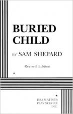 BURIED CHILD REVISED EDITION Paperback B FORMAT