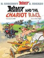 ASTERIX AND THE CHARRIOT RACE  Paperback