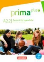 PRIMA PLUS A2.2 KURSBUCH