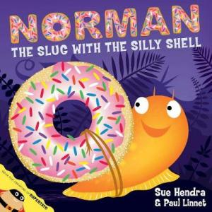 NORMAN THE SLUG WITH THE SILLY SHELL Paperback C FORMAT
