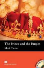MACM.READERS : THE PRINCE AND THE PAUPER ELEMENTARY (+ AUDIO CD)