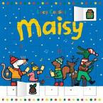 MAISY ADVENT CALENDAR (WITH STICKERS ) HC