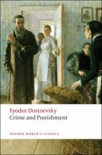 OXFORD WORLD CLASSICS: CRIME AND PUNISHMENT N/E Paperback B FORMAT