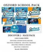 OXFORD DISCOVER 2 PACK MAXI - 02894