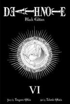 DEATH NOTE 6: DEATH NOTE (BLACK EDITION) Paperback B