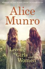 LIVES OF GIRLS AND WOMEN Paperback B FORMAT