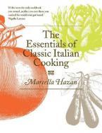 ESSENTIALS OF CLASSIC ITALIAN COOKING  HC