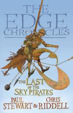 THE EDGE CHRONICLES 1: THE LAST OF THE SKY PIRATES THE ROOK SAGA Paperback B FORMAT
