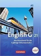 ENGLISH G 21, AUSGABE A A, Bd.5, 9. Schuljahr (Abschlussband 5-jährige Sekundarstufe I)