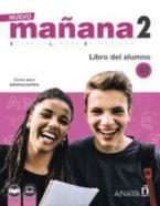 MANANA 2 ALUMNO (+ AUDIO DESCARGABLE) N/E