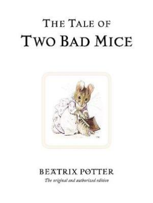THE WORLD OF BEATRIX POTTER 5: THE TALE OF TWO BAD MICE HC MINI