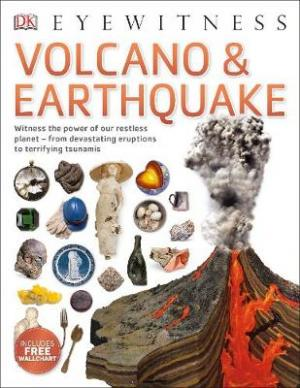 VOLCANO AND EARTHQUAKE  Paperback