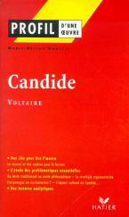 PROFIL D'UNE OEUVRE : CANDIDE VOLTAIRE Paperback