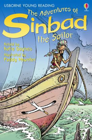 USBORNE FIRST READING 1: THE ADVENTURES OF SINBAD THE SAILOR HC