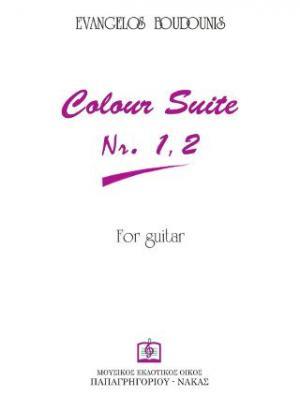 Colour Suite Nr. 1,2