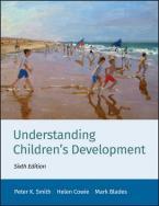 UNDERSTANDING CHILDREN'S DEVELOPMENT  Paperback
