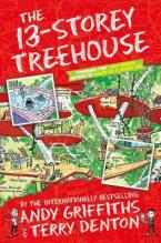 THE 13-STOREY TREEHOUSE Paperback