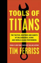 TOOLS OF TITANS  Paperback