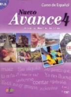 AVANCE NUEVO 4 ALUMNO (+ AUDIO CD)