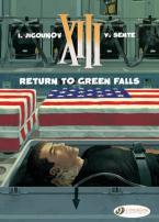 XIII vol.21 : RETURN TO GREEN FALLS Paperback
