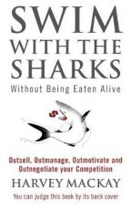 SWIM WITH THE SHARKS  Paperback B