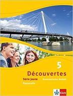 DÉCOUVERTES 5 SÉRIE jaune, GRAMMATISCHES BEIHEFT
