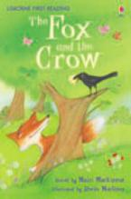 USBORNE FIRST READING 3: THE FOX AND THE CROW HC