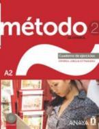 METODO DE ESPANOL 2 A2 EJERCICIOS (+ CD)
