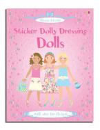 STICKER DOLLY DRESSING : DOLLS Paperback