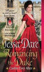 ROMANCING THE DUKE: CASTLES EVER AFTER  Paperback