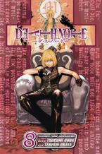 DEATH NOTE 8: DEATH NOTE Paperback A FORMAT