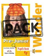 iWONDER PRE-JUNIOR Student's Book (+ IEBOOK)