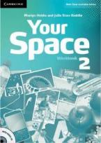 YOUR SPACE 2 WORKBOOK (+ AUDIO CD)