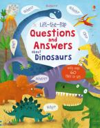 LIFT THE FLAP: QUESTIONS & ANSWERS ABOUT DINOSAURS HC